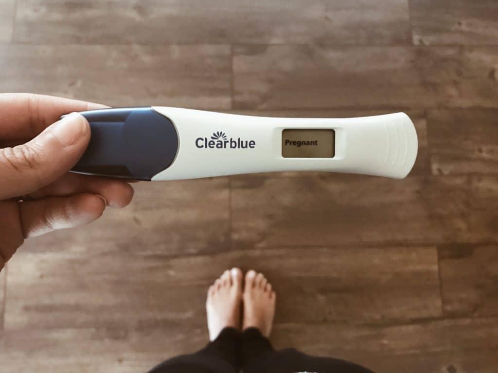 pregnancy test