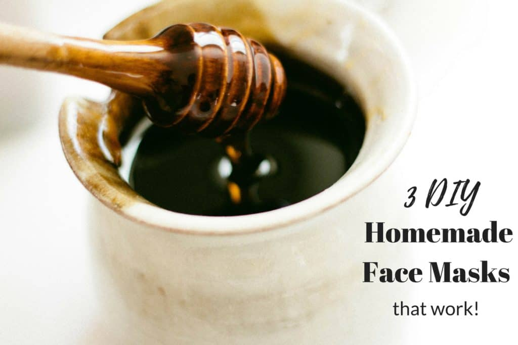 diy homemade face mask