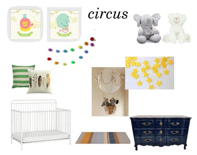 gender neutral nursery ideas