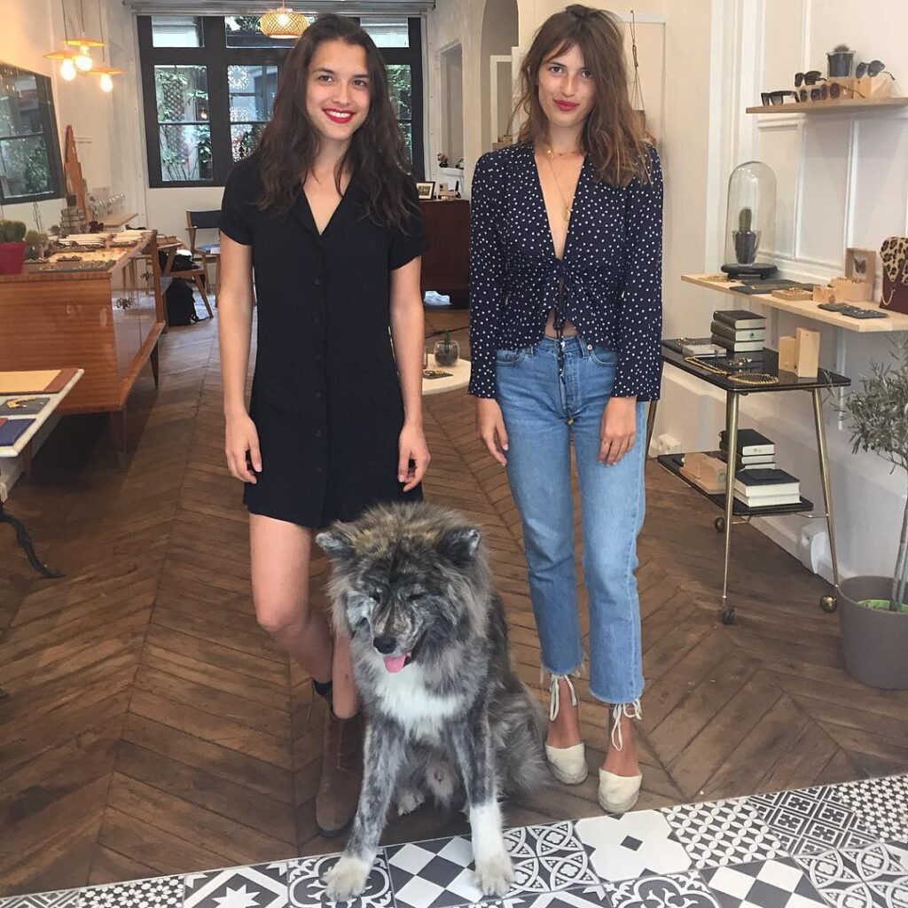 jeanne and louise damas