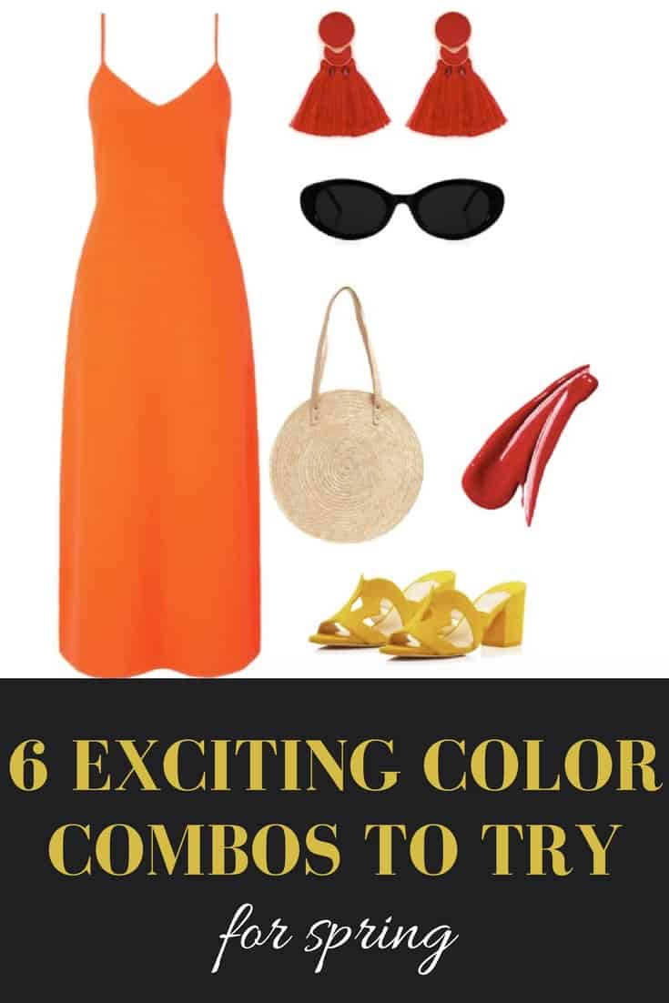 spring color combos