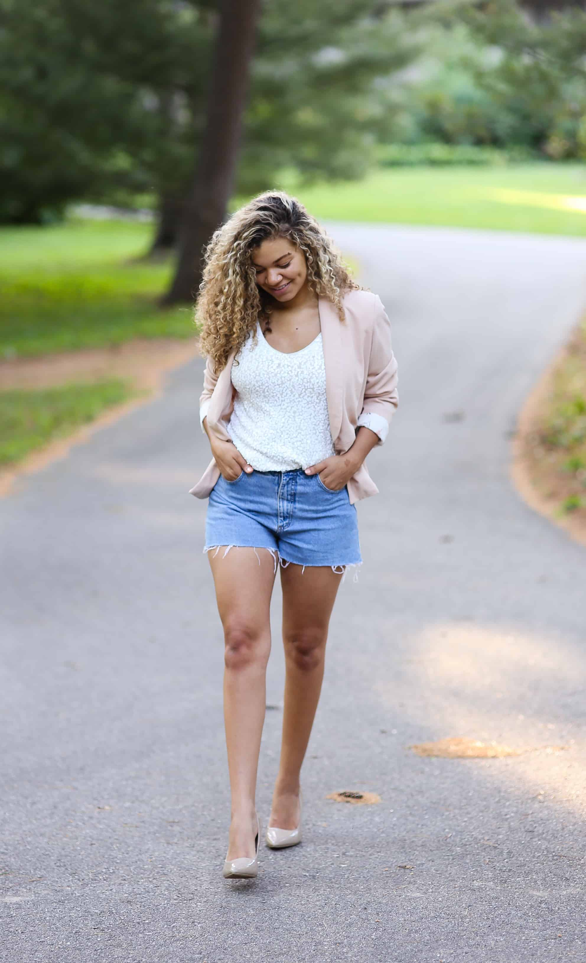 e569271b1c7 6 Ways to Wear Your Denim Shorts This Summer - My Chic Obsession