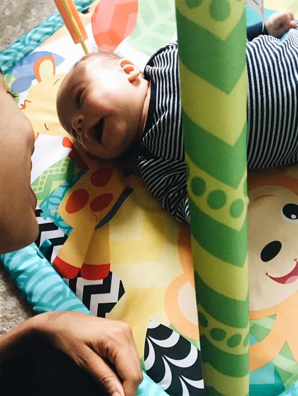 2 month baby post