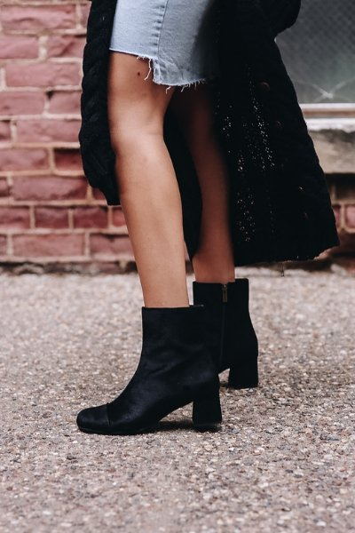 c01871e894f 1 Pair of Ankle Boots, 3 Ways - MY CHIC OBSESSION