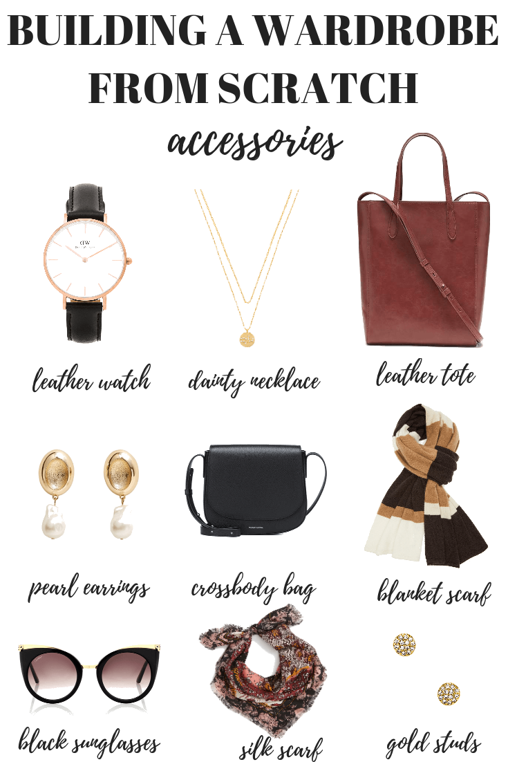 fefe03b1f8d7a Here s how to build a wardrobe from scratch starting with your accessories.  Your capsule minimalist
