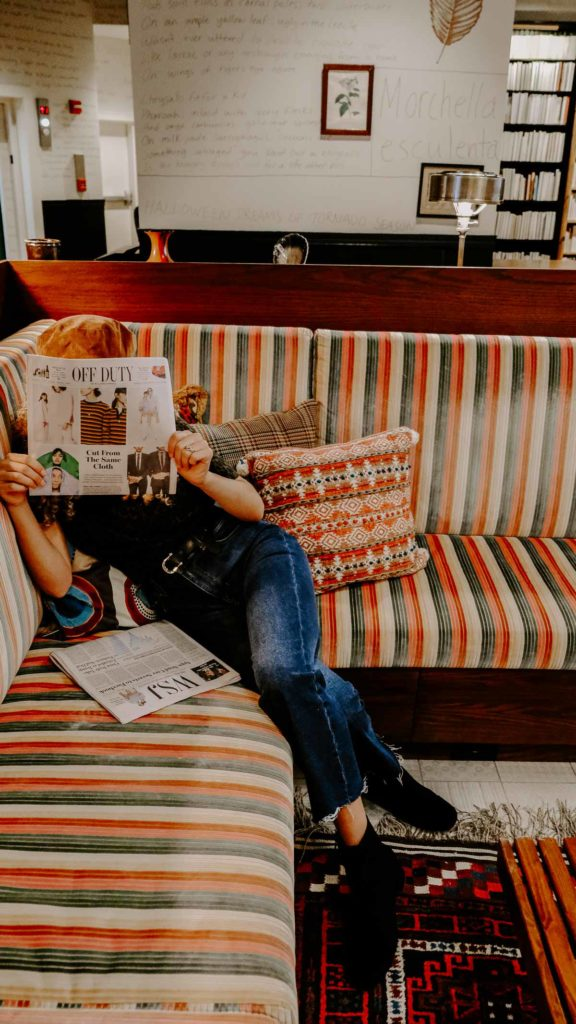 Planning a trip to Iowa City and need to find a hotel? This travel blogger reviews Graduate Hotel in Iowa City!