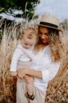 Summer family pictures featuring mother and son photography! Carolyn from My Chic Obsession lets you get to know her and her family more!