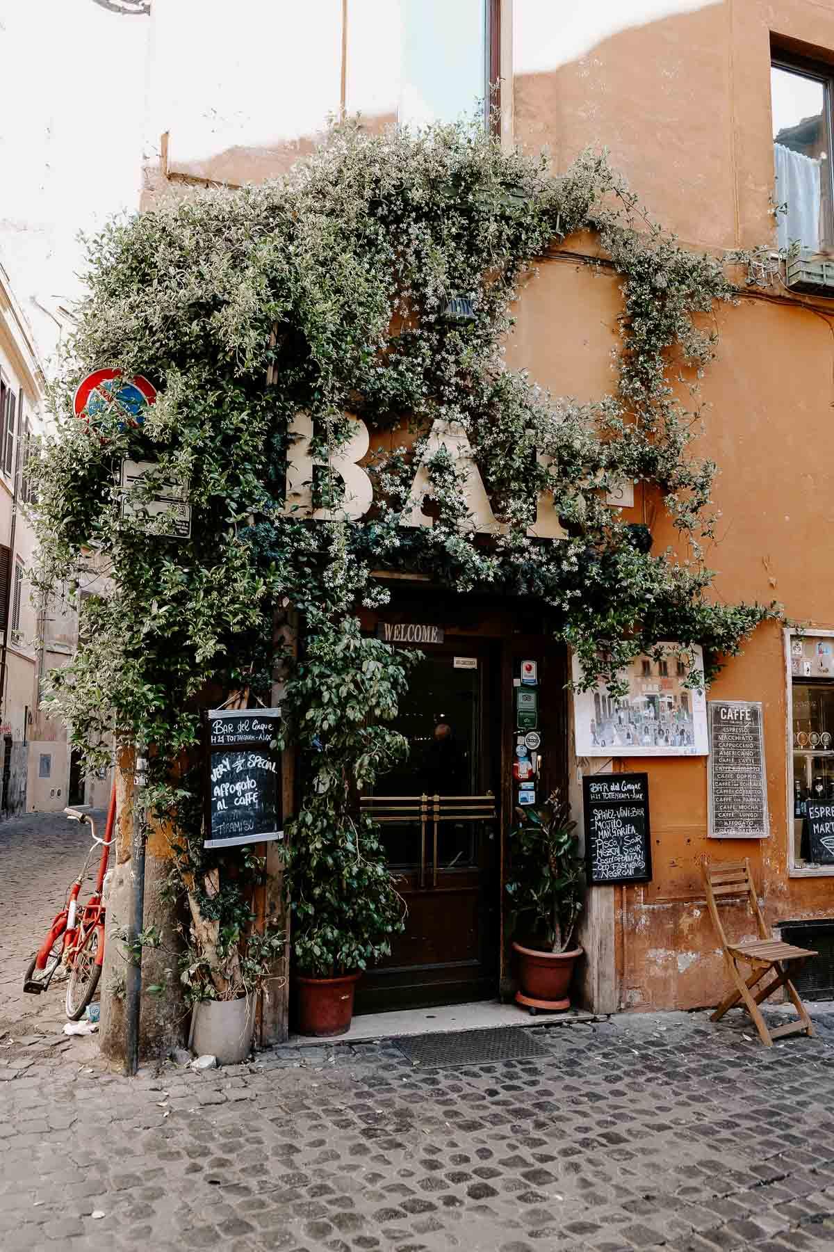 Trastevere Rome Italy