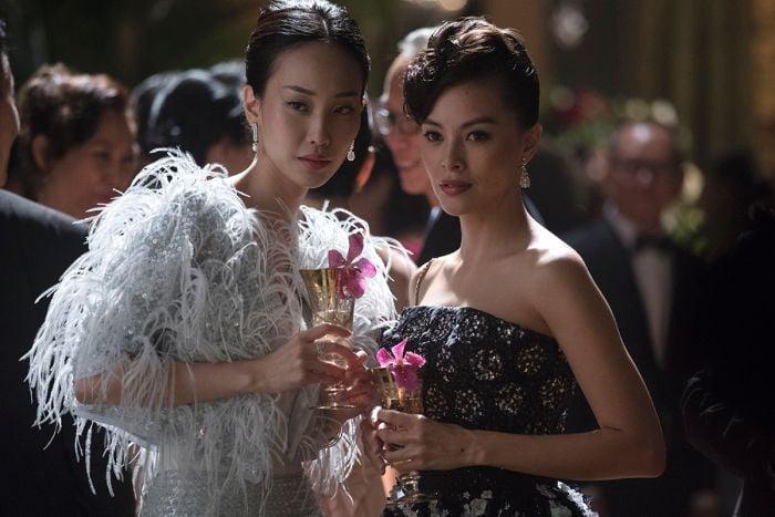 crazy rich asians fashion