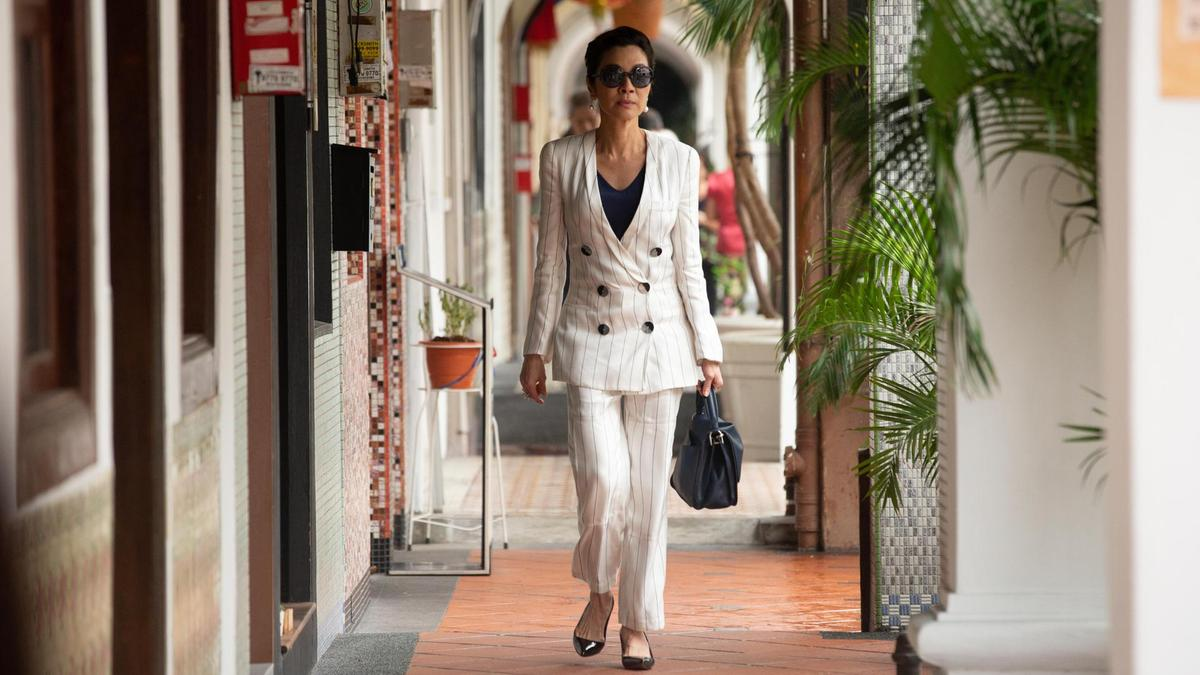 how to dress expensive from crazy rich asians