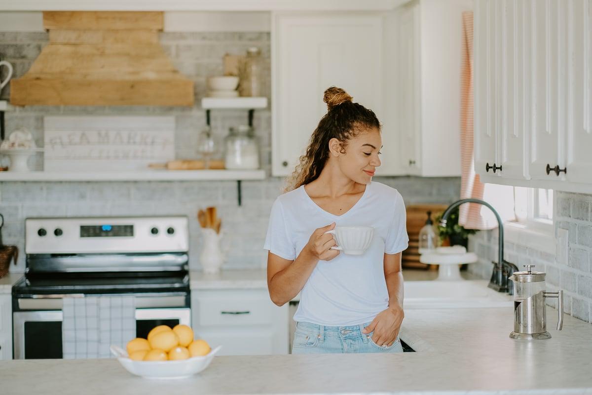 kitchen lifestyle photography