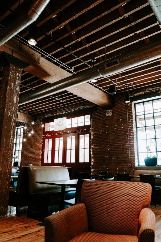 inspire cafe in Dubuque, Iowa