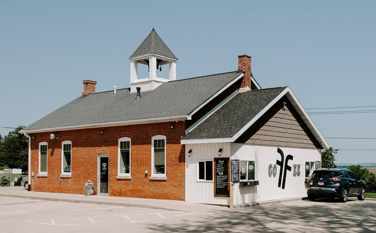 Jumble Schoolhouse Dubuque, Iowa