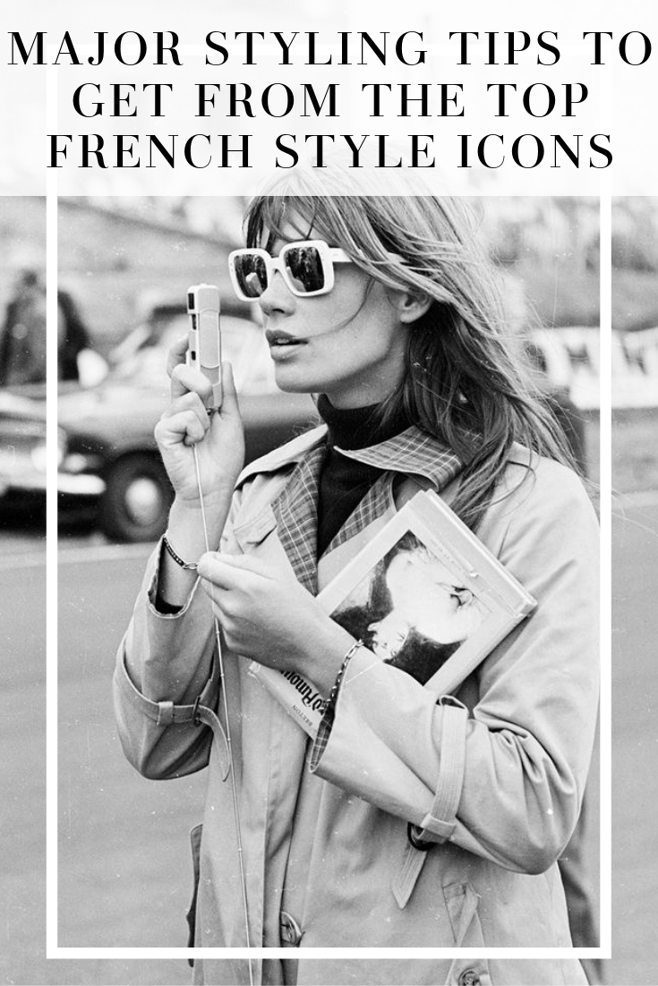 Top French style icon