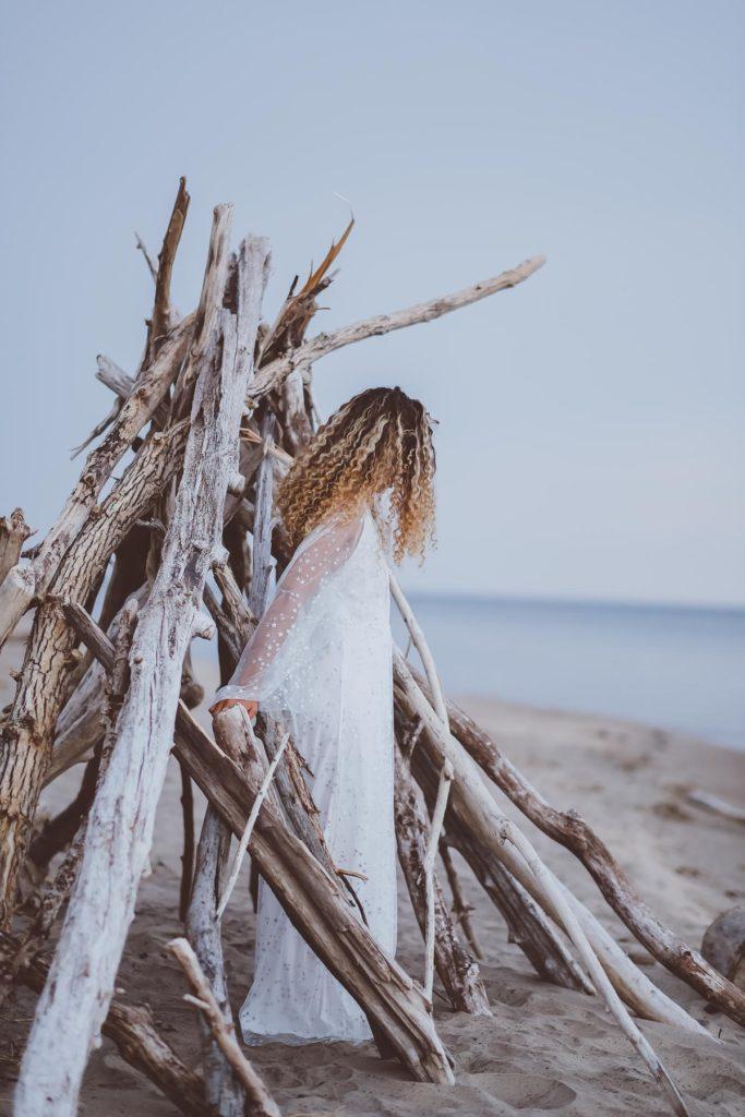 beach editorial photography