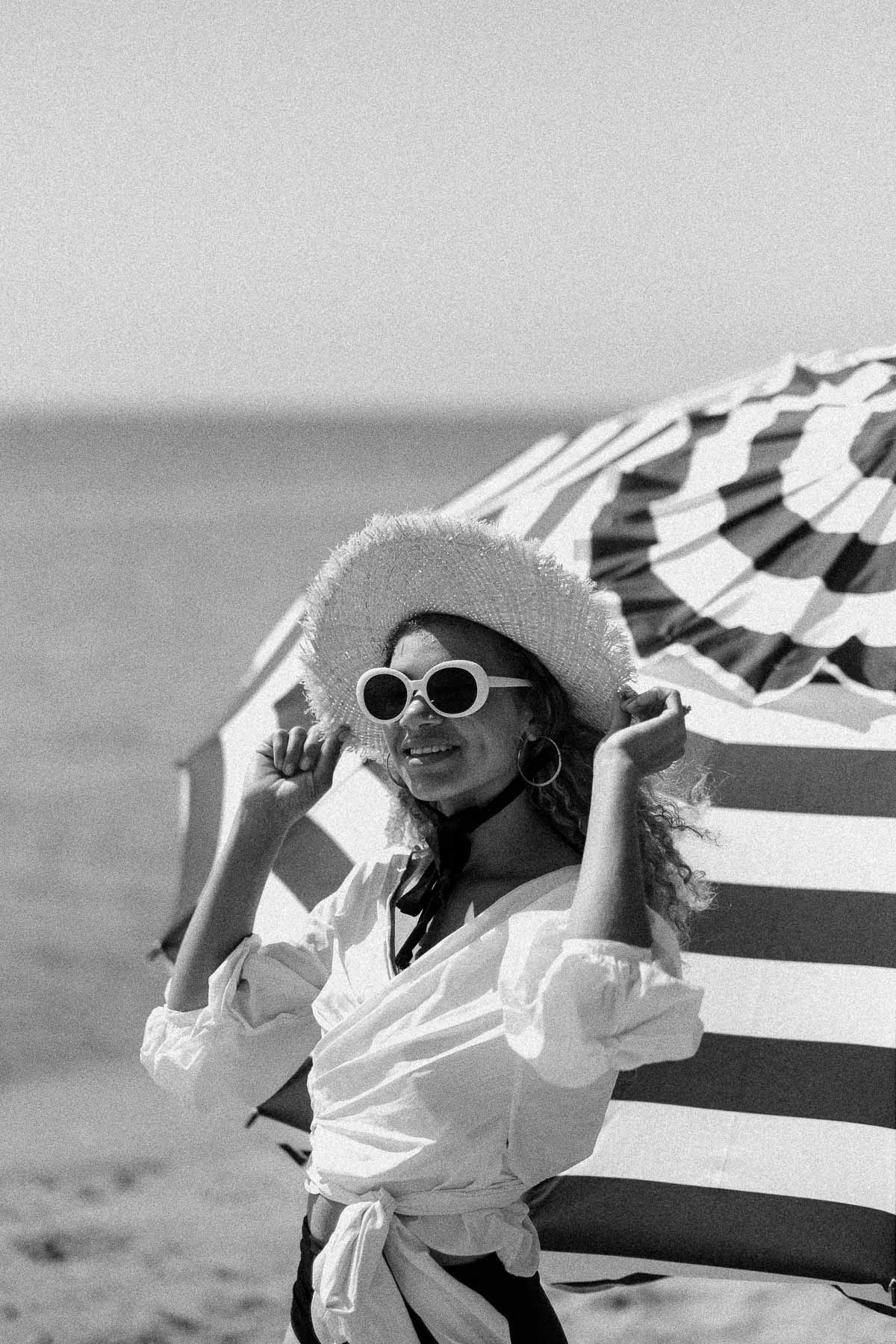 chic at the beach