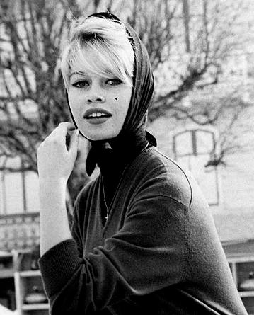 brigitte bardot french icon
