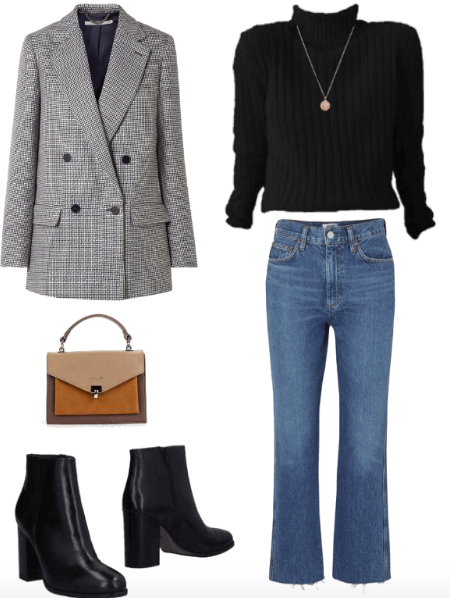 french girl fall outfit