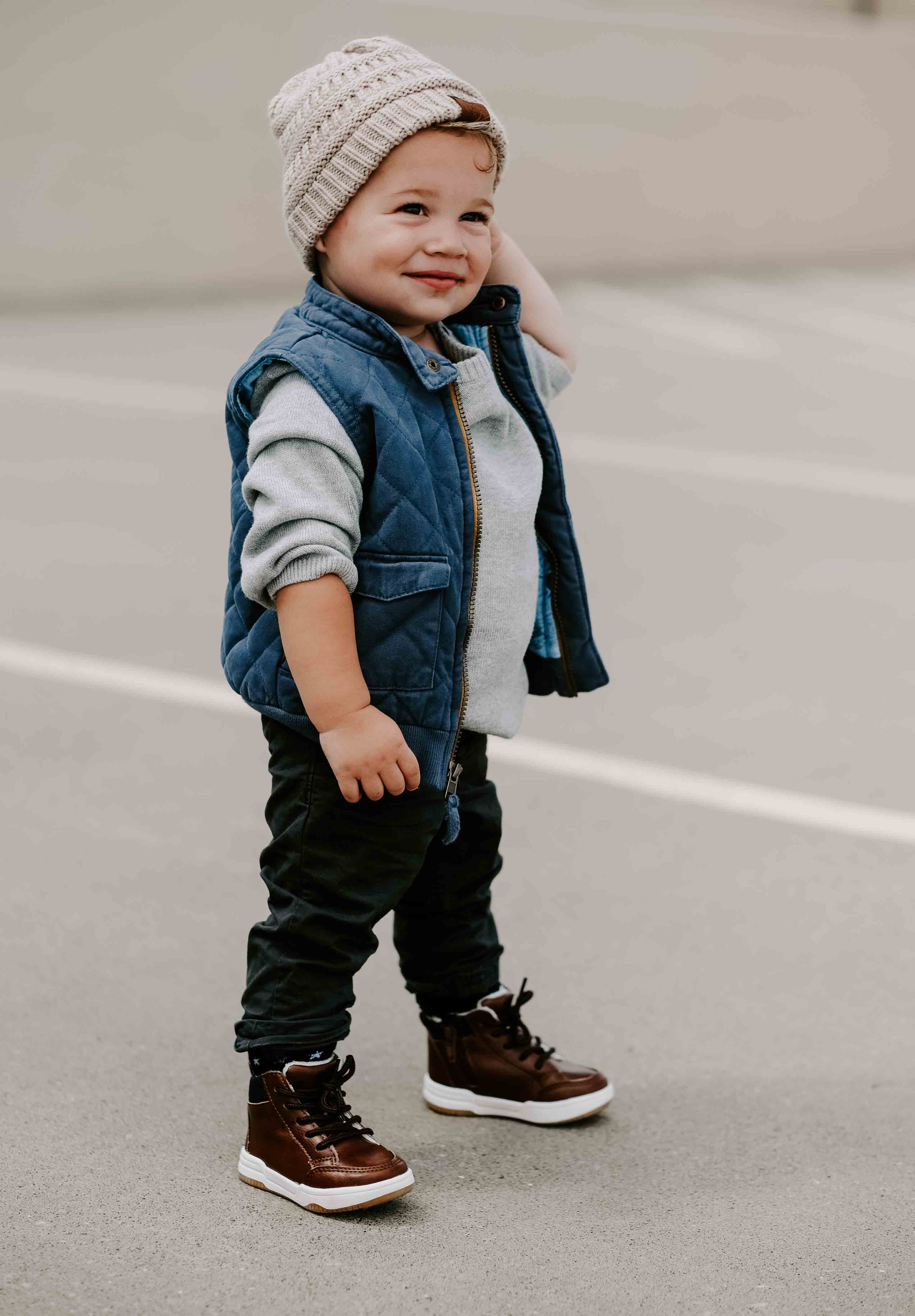 The Cutest Toddler Boy Capsule Wardrobe For Fall - MY CHIC ...