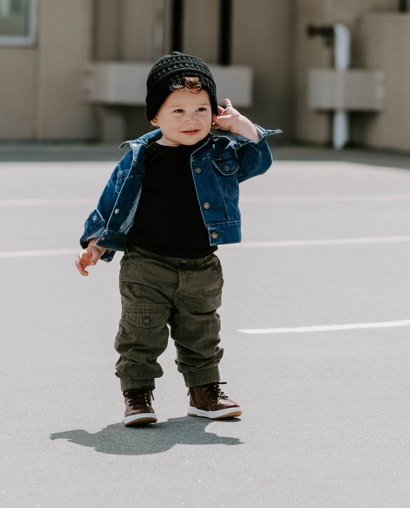 toddler boy fall outfit