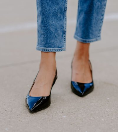 slingback shoes outfit