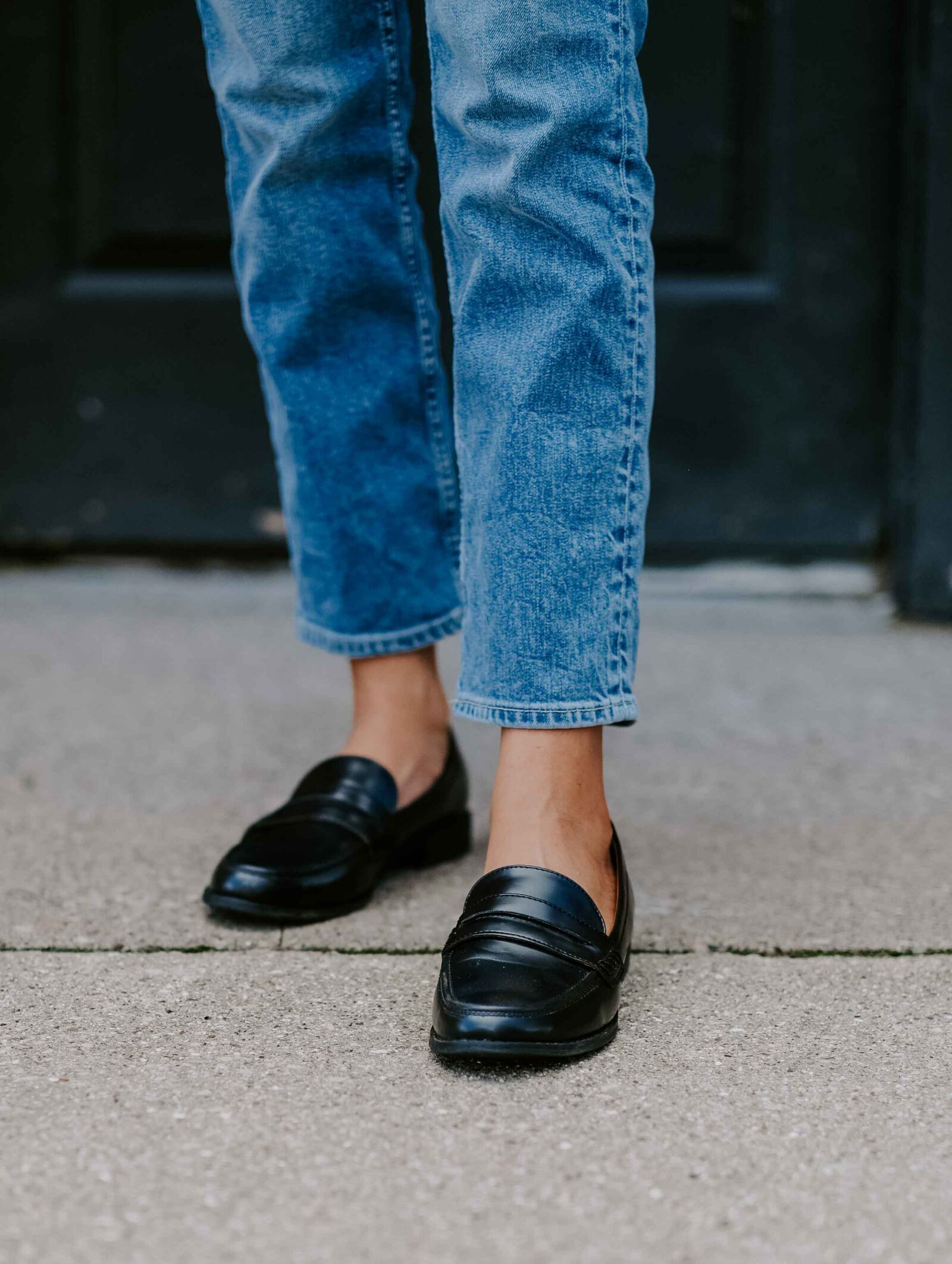 loafers outfit