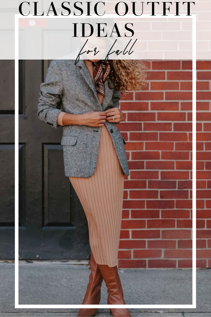 fall classic outfit ideas