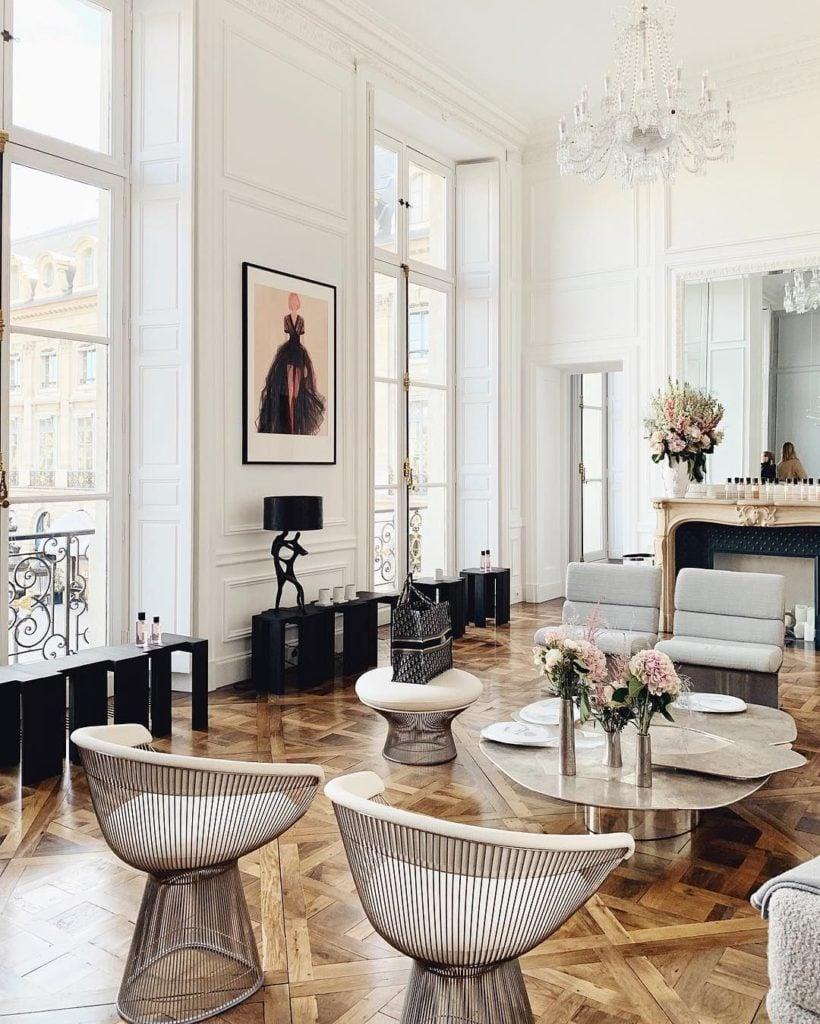 parisian apartment home decor