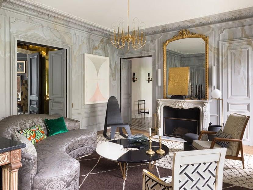 parisian interior design