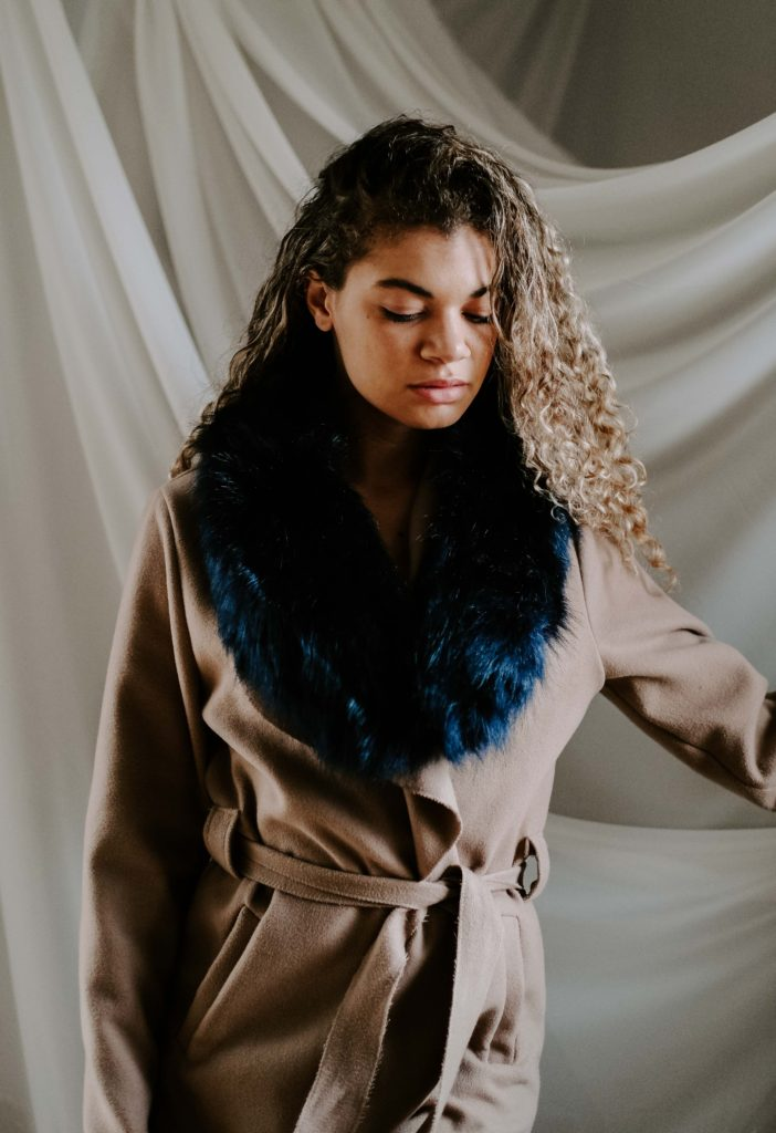 winter coat style tips with a camel coat