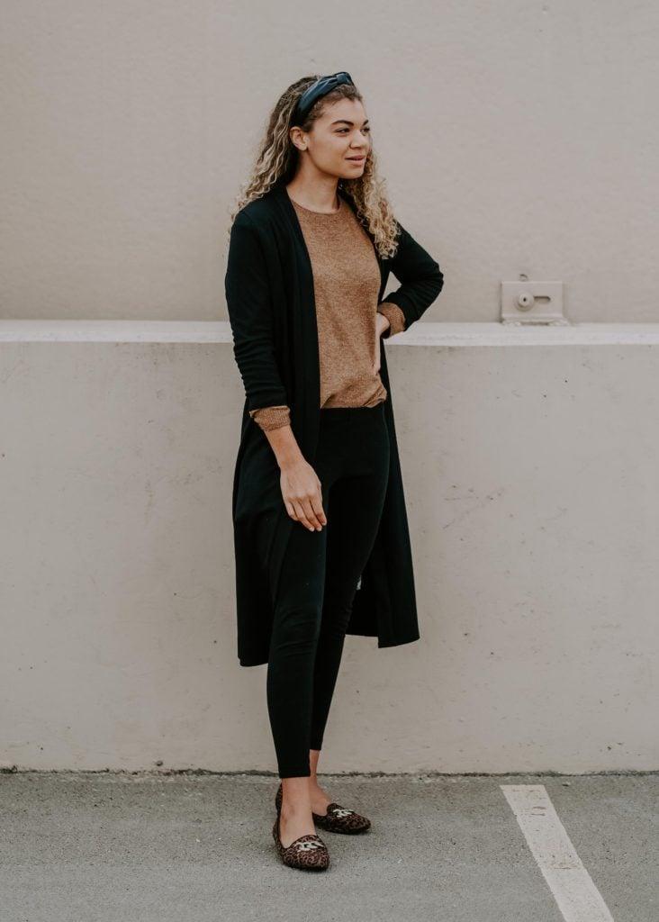 leggings outfit