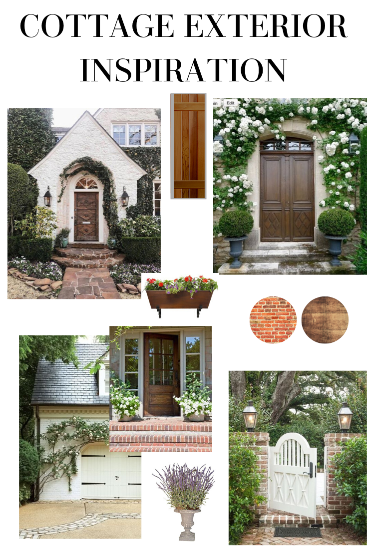 cottage exterior inspiration
