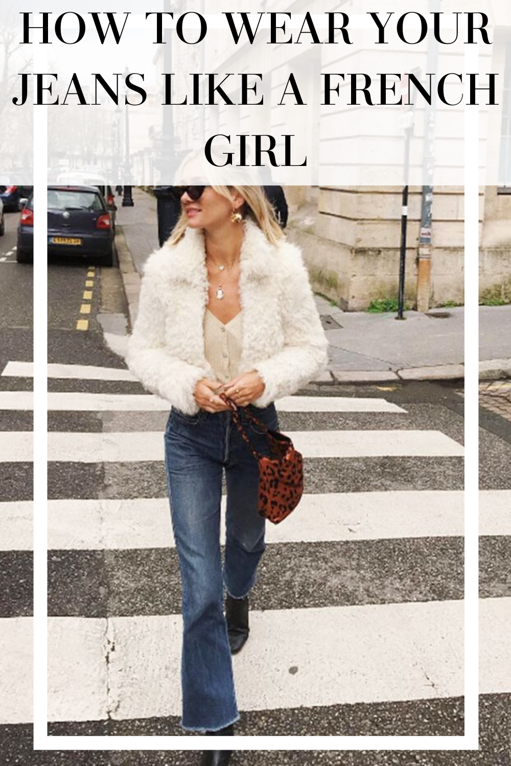 how to wear french girl jeans