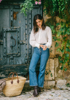 french girl outfit