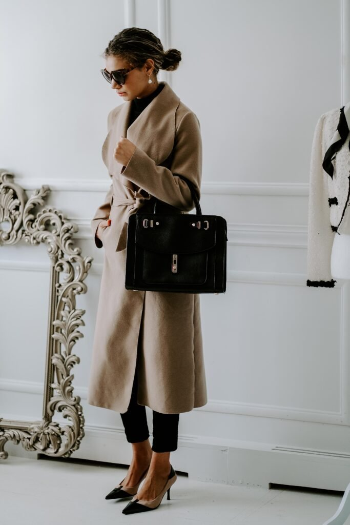 classic and timeless outfit