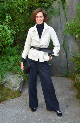Dress Like a French Woman Over 50