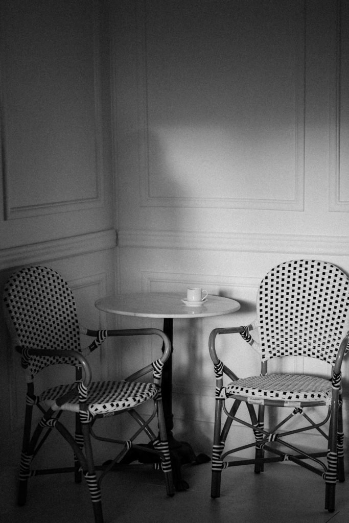 parisian inspired office chic cloffice