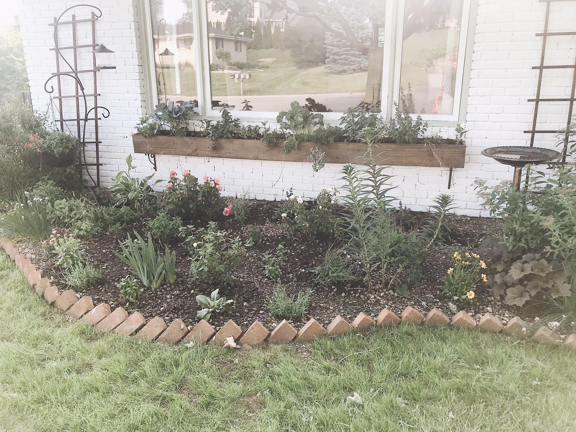 cottage garden planning