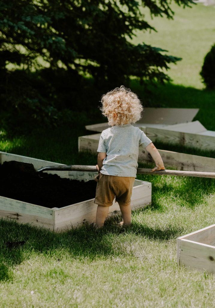 raised garden bed planning