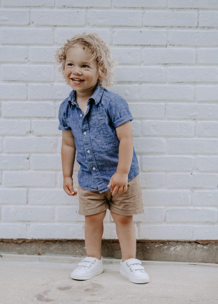 toddler boy summer fashion
