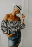 How to Style an Off the Shoulder Top 3 Ways