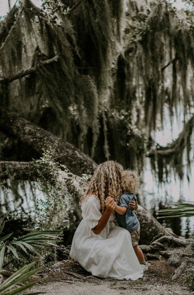 Magnolia plantation Charleston, South Carolina