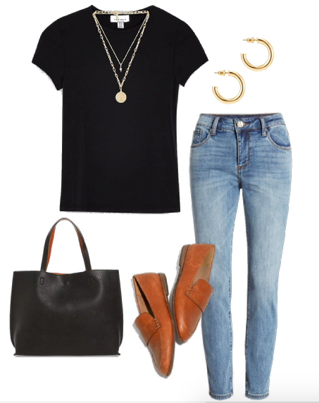 classic outfit combinations