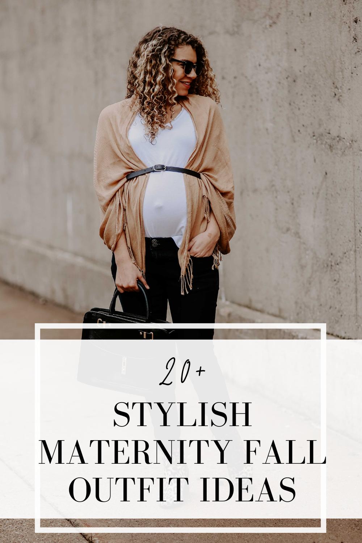 stylish maternity outfits