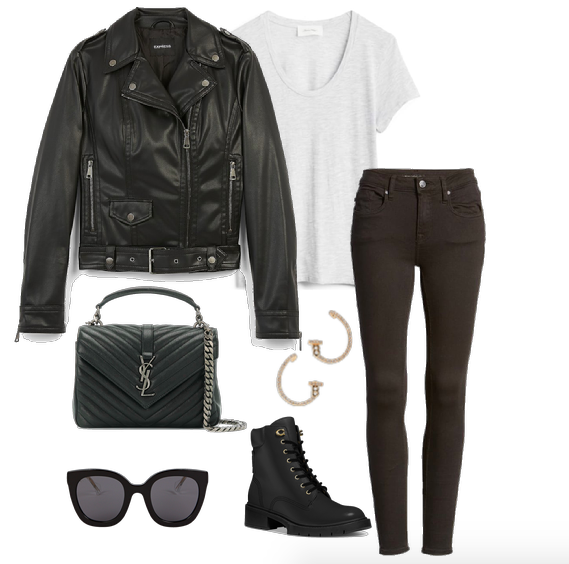stylish outfit combinations