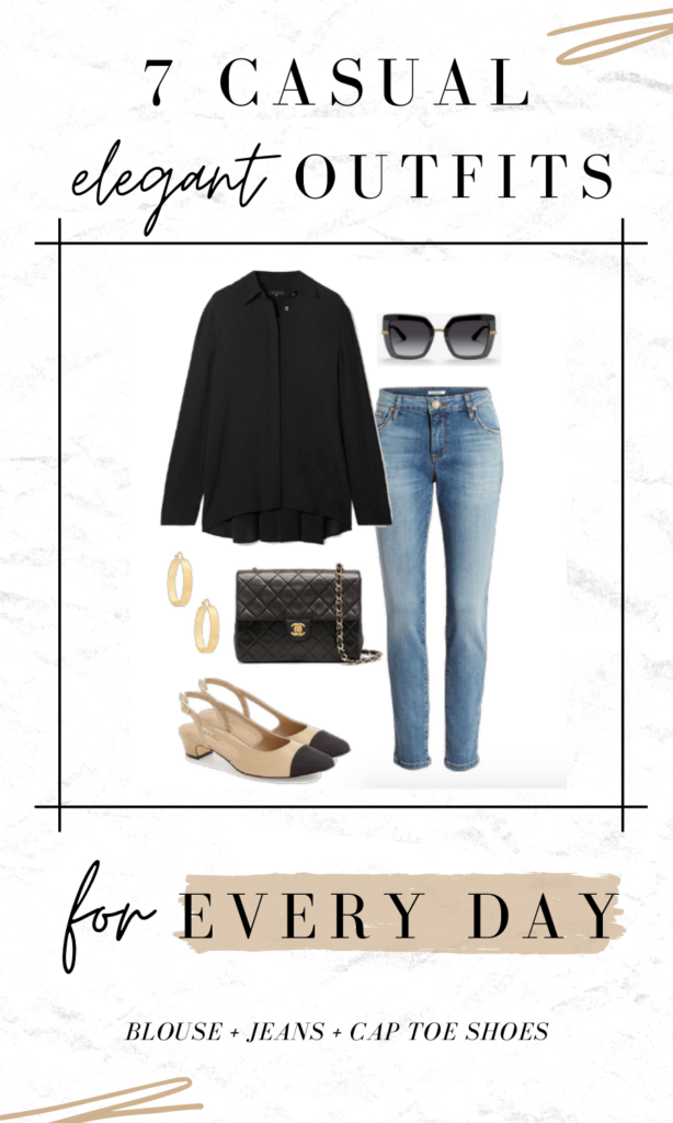 casual elegant outfits for every day