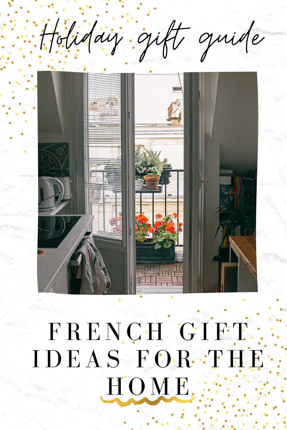 french gift ideas for the home
