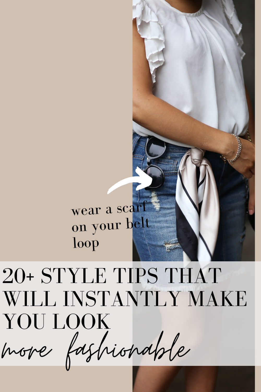 20+ style tips