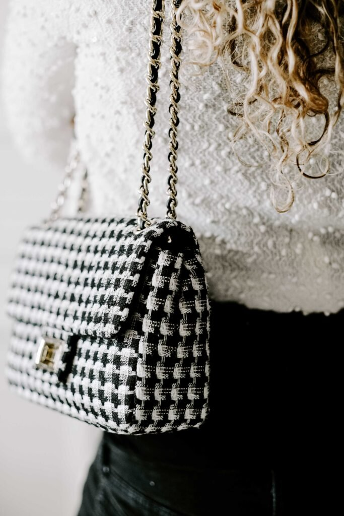 karl lagerfeld purse review