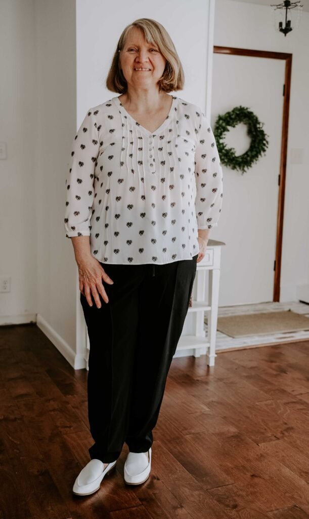 finding clothes that flatter for women over 50